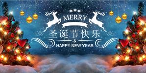 庆圣诞,迎新年
