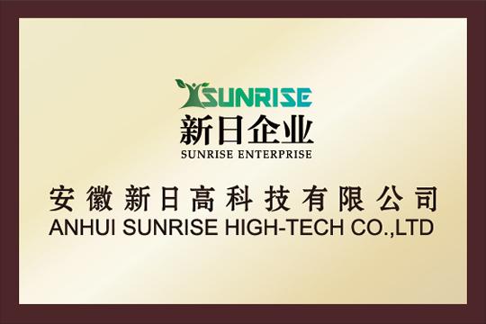 安徽新日高科技有限公司